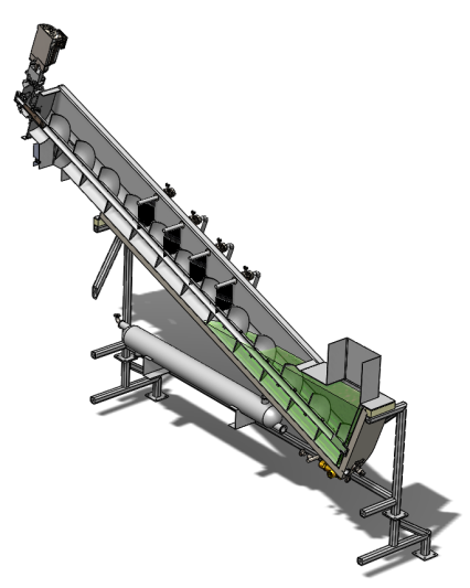 Helderpad_Continuous_Counter_Curret_Cold_Ethanol_Srew_Extraction