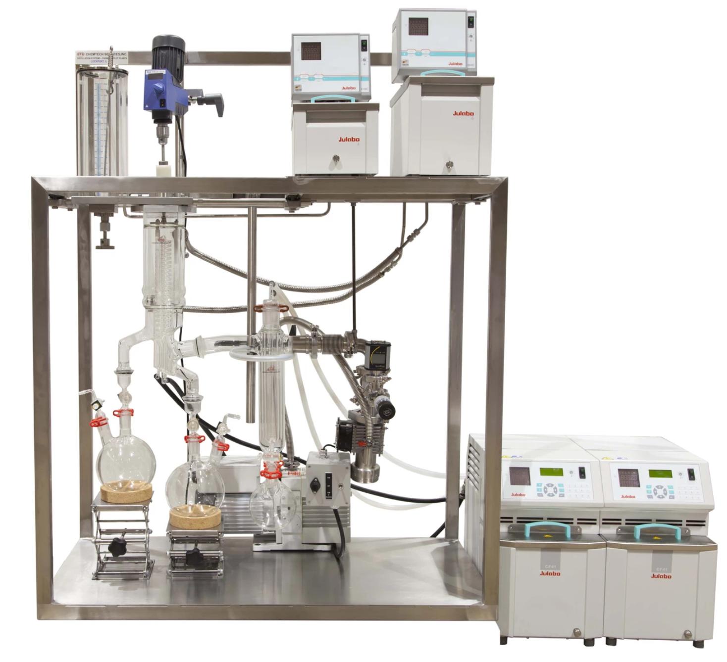 KDL5 Short Path Distiller Standard